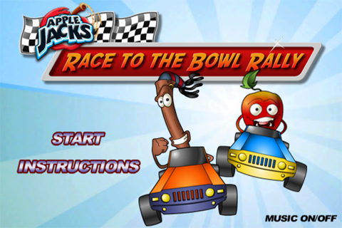 Screenshot Apple Jacks™ Race to the Bowl Rally